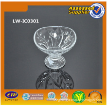 2013 The Most Popular of Glass Ice Cream Cup