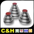 Литье под точное литье Механическая обработка Отливка по металлу Металл / Алюминий / Латунь / Бронза