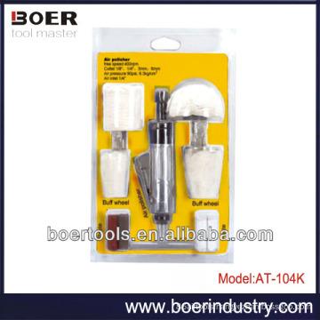 Air Tool Kit 12pcs Air Polisher Kit