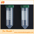 หลอดทดลอง Centrifuge Disposable Laboratory