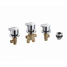 Graceful Designed Waterfall  brass Free standing  bathtub faucet
