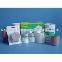 Ataduras adesivas de óxido de zinco