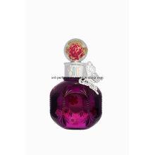 Perfume de las mujeres con perfume agradable del vidrio de la fragancia