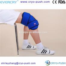 paquetes de hielo de medicina deportiva para rodilla