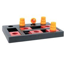 Brinquedos educativos Brinquedo puzzle de madeira para animais de estimação