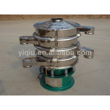 Dispositivo de filtro químico / tamiz de vibración de la serie ZS