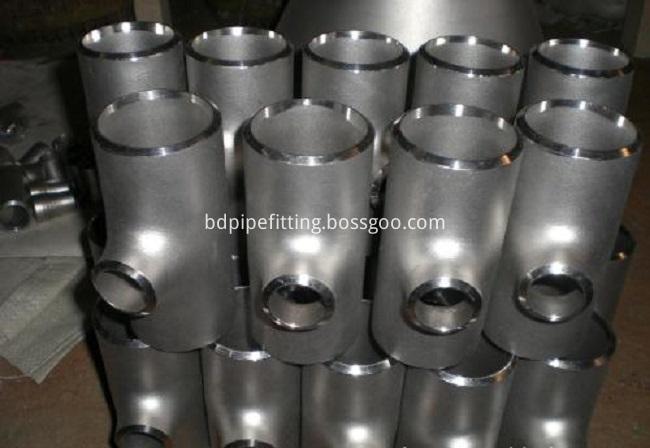 Large Diameter Steel Pipe Fitting