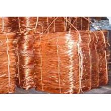Copper Wires Cu99.99%, High Purity Copper Wire Scrap 99.99%