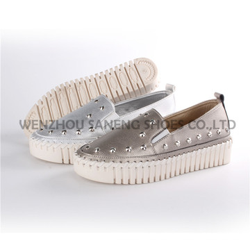 Women Shoes Lady Fashion Comfort PU Footwear Snc-71001