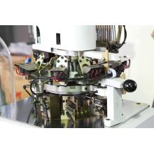Máquina antomatic teery e plain meia fazendo máquina