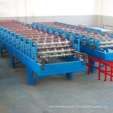 Metal sheet forming roof aluminium sandwich panel aluminum composite panel production line