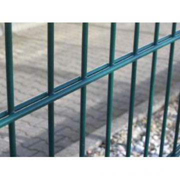 GM Anping factory low price powder coated metal Twin Wire Mesh Fencing
