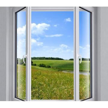 Bonne qualité et prix raisonnable Aluminium Casement Window