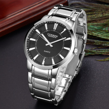 curren alloy quartz men watch 3 atm water resistant