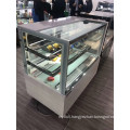 Large Capacity Commercial Cake Refrigerating Display Cabinet