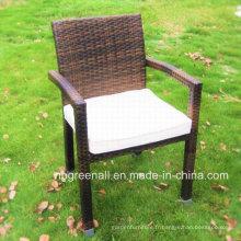 Tout le temps Patio Dining Outdoor Furniture Chaise de jardin