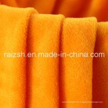 Tissus de velours en soie tissés en trame