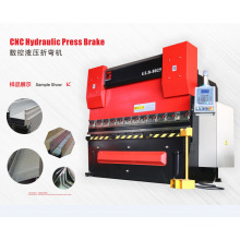 Metal Plate Bending Machine with CE