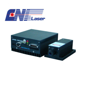DPSS Pulse 532nm Green Laser