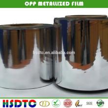 Filme OPP metalizado