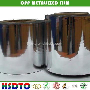 Пленка металлизированная ОПП