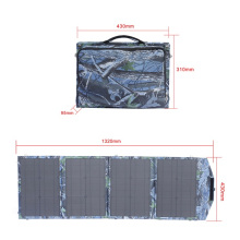 Affordable Mobile Option 60W Solar Charger