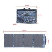 Доступное мобильное опционное 60W солнечное зарядное устройство