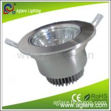 High Power LED Residential Lighting 12W COB LED Downlight