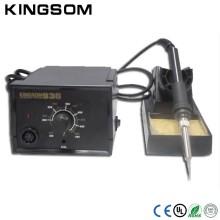 Estación de retrabajo de soldadura SMD con pantalla LED digital