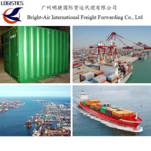 Cargo Delivery Container Shipping Freight Forwarder Desde China hasta La Paz