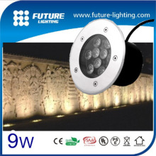 3 years warranty low voltage 9w outdoor led step light
