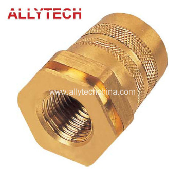 Custom Brass Machining Couplings