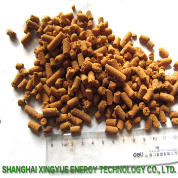 High temperature active iron oxide desulfurizer vulcanizing agent for sale