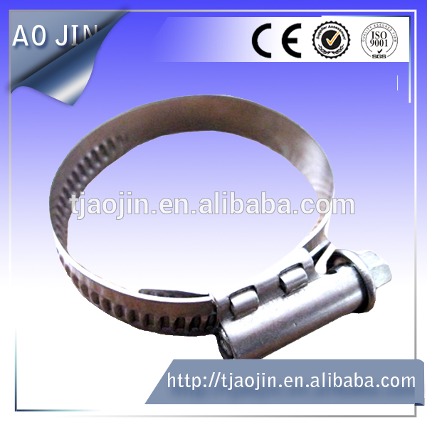 W5 Cable rubber lined hose Clamp P CLIP PACK OF 5 40mm 316 Stainless Steel