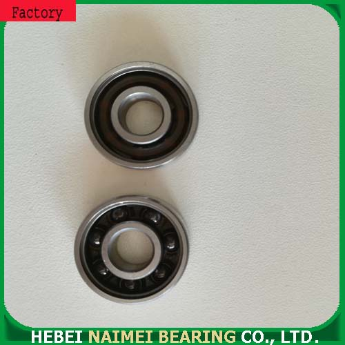 608 Hybrid ZrO2 ceramic ball bearing