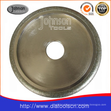 Diamond Grinding Wheel: Od200mm Electroplated Diamond Profile Wheel for Shaping and Surface Grinding: Diamond Tool