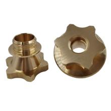 CNC Machining Brass Terminal Block , CNC Parts