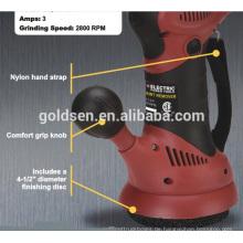 """350w 115mm 4-1 / 2 """"Power Mini Bank Poliermaschine Hand-elektrische Lackschleifmaschine"""