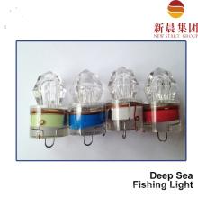 Verde vermelho azul branco LED Deep Sea pesca Light