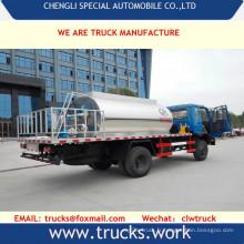 Camion de bitume de Rhd 4x4 Dongfeng 142