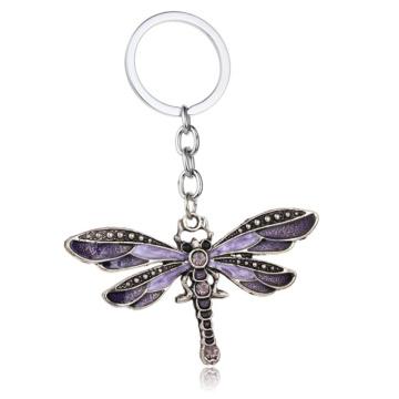 Fourniture mignonne forme de papillon en alliage de zinc en métal bon marché