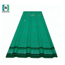 Tôle de toiture en acier galvanisé à haute résistance