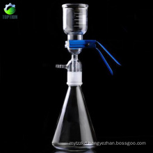 China Lab Glass Apparatus for Solvent Filtration