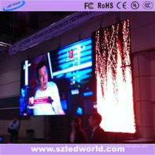 Écran fixe d'intérieur d'écran à LED d'intense luminosité de SMD (P3, P4, P5, P6)