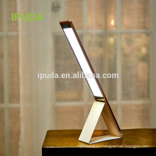 2017 innovative product IPUDA X1 LED table lamp with touch sensitive switch dimmable brightness