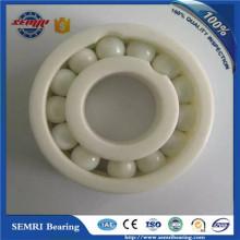 Rodamiento de cerámica del rodamiento de bolitas de la sola fila de alta velocidad (6009)
