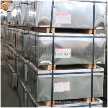 EN 10202 Wooden Pallet Packed Electrolytic Tin Plated Steel with Good Corrosion Resistance for Crown Cork