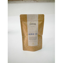 Stand Up Kraft Paper Tea Pouch / Bag