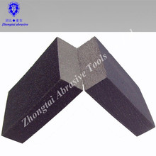 Aluminiumoxid Schleifschwamm 100 * 70 * 25mm P500-2000 zum Polieren