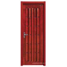 Puerta interior de madera (HDA-002)
